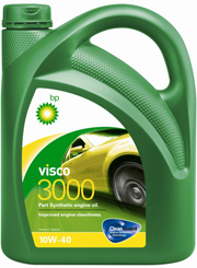 BP  Visco 3000 10W-40 4L