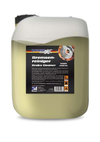BRAKE CLEANER - Čistič bŕzd bez acetónu  5 L - BlueChem