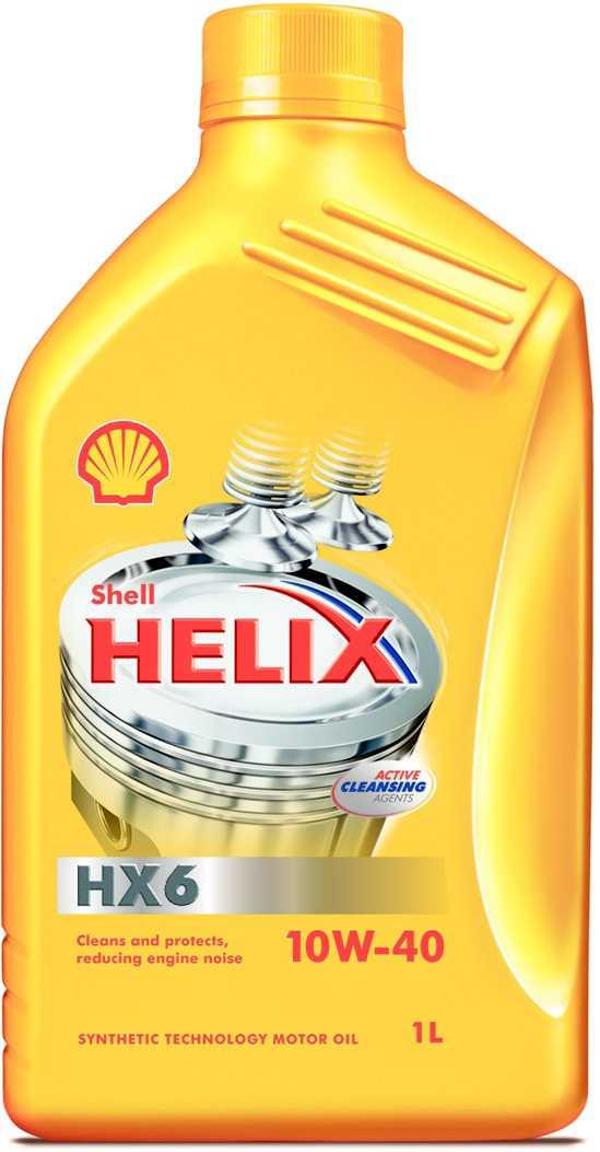 Helix HX6    10W-40   1L